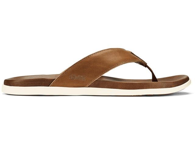 OluKai Nalukai Sandals Men tan/tan